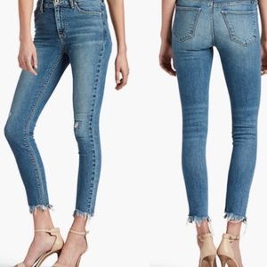 💕Immaculate Lucky Ankle Jeans